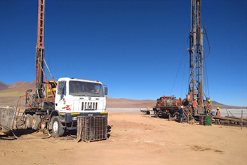 Lithium South project